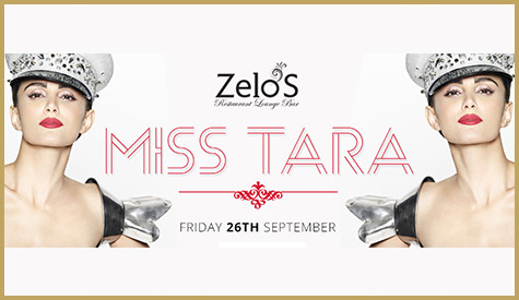 Miss Tara at Zelos