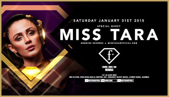 miss tara f bar mumbai