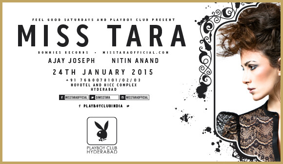 miss tara playboy club