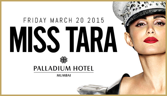 Miss Tara Palladium Mumbai India