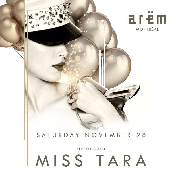 Miss Tara Arem