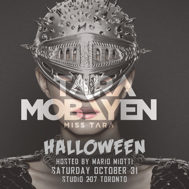 Tara Mobayen Halloween