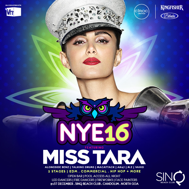 NYE With Miss Tara