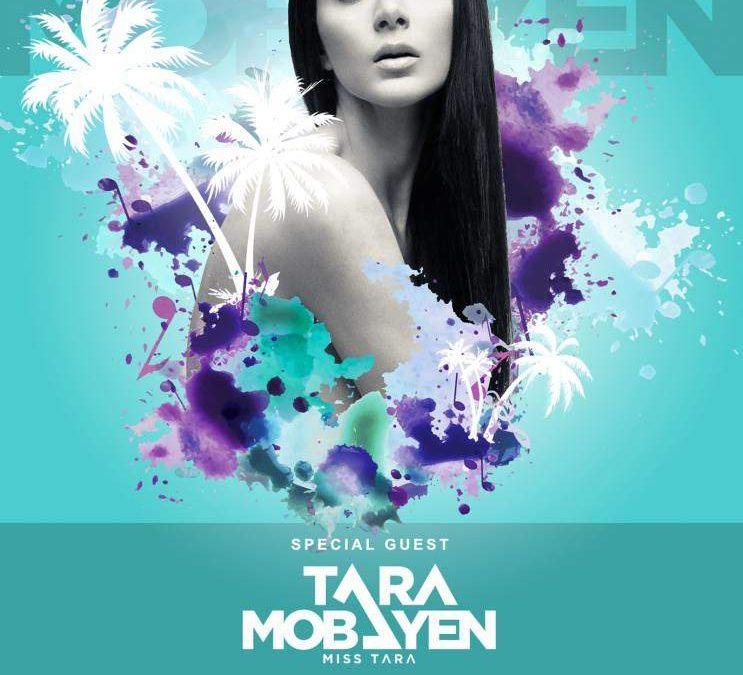 TARA MOBAYEN, CATCH, PHUKET, THAILAND, DEEPHOUSE, DJ