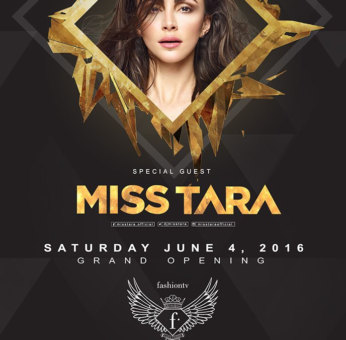 MISS TARA CONCERT Jaipur June4th 2016