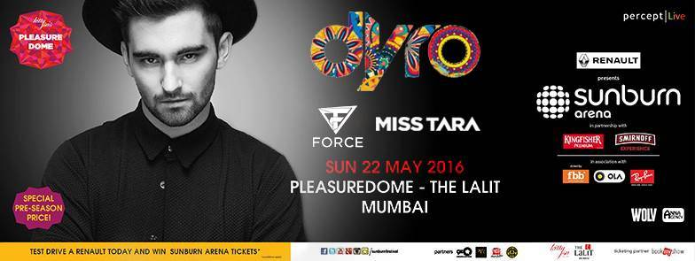 MISS TARA DYRO SUNBURNARENA22MAY2016