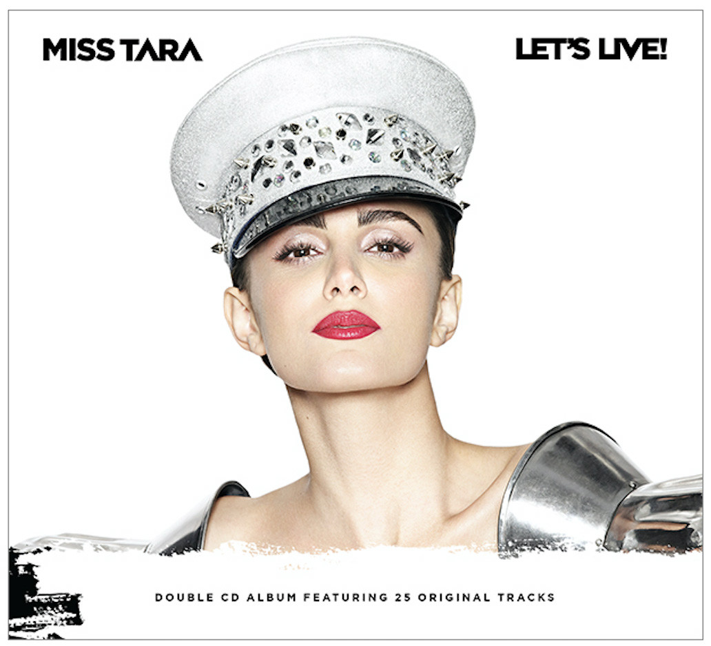Miss Tara Album Let's LIve!