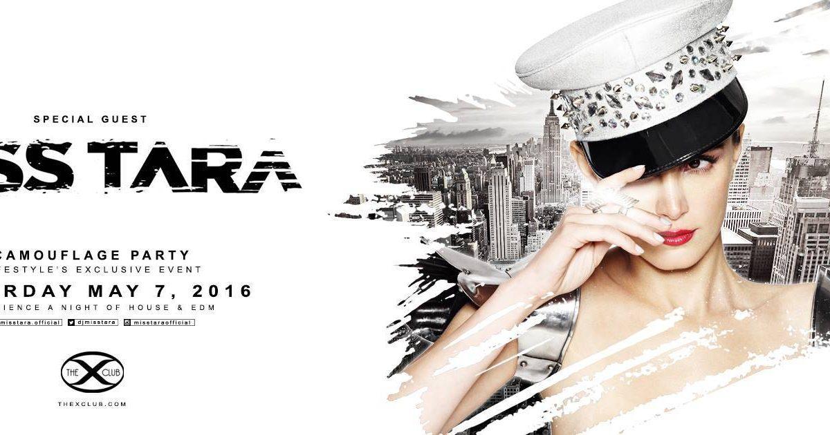 MISS TARA XClub May7th2016