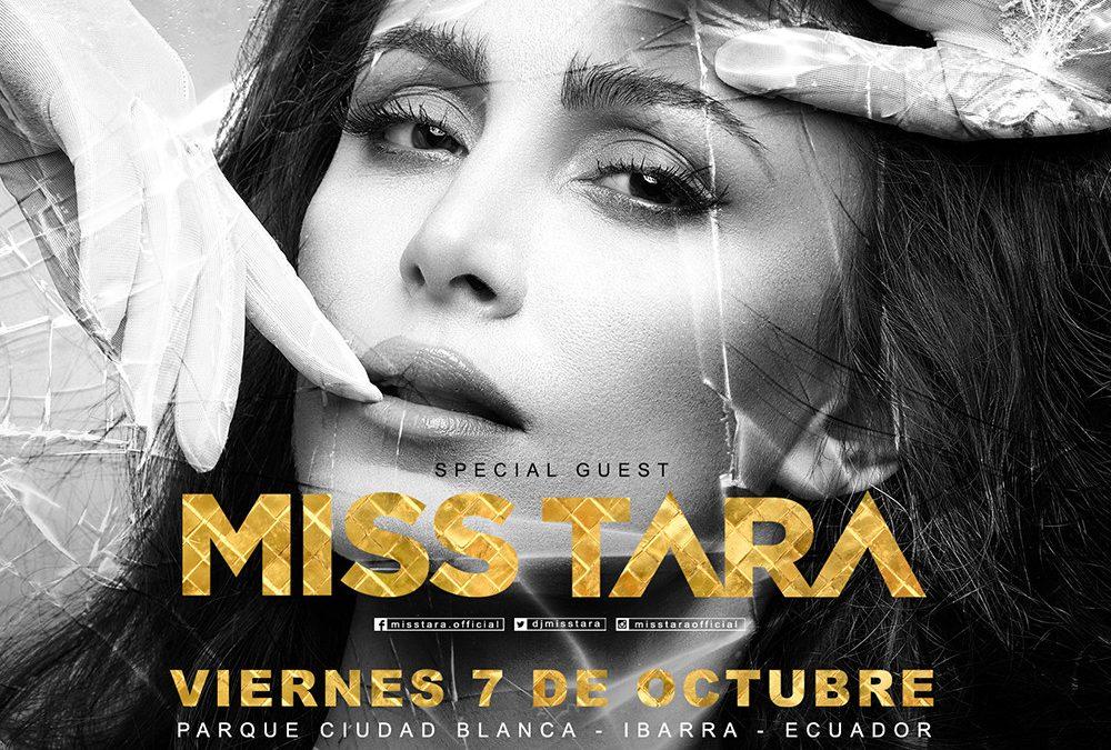 Ibarra, Elektro, Festival, Ecuador, Miss Tara, DJ, DJ Miss Tara,