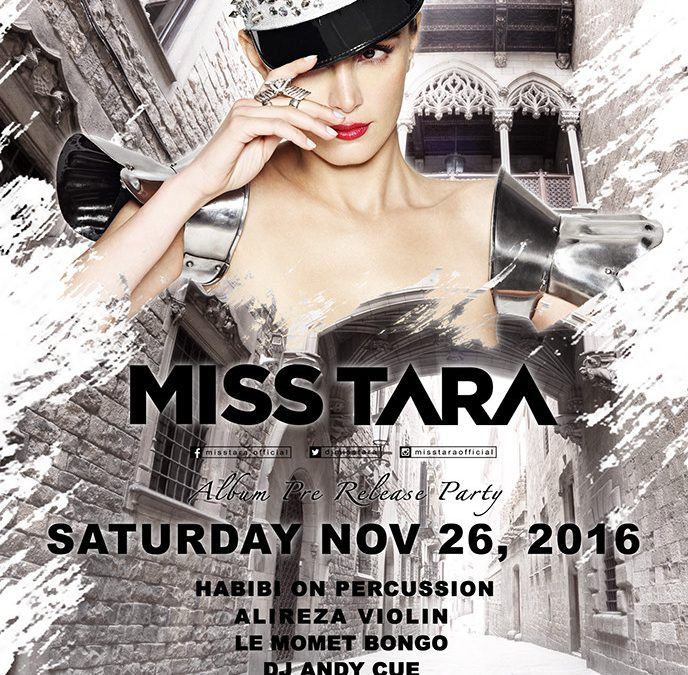 NOV26 Lets Live by Miss Tara @Barsa Taberna