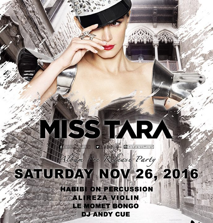 NOV26 Lets Live by Miss Tara @Barsa Taberna