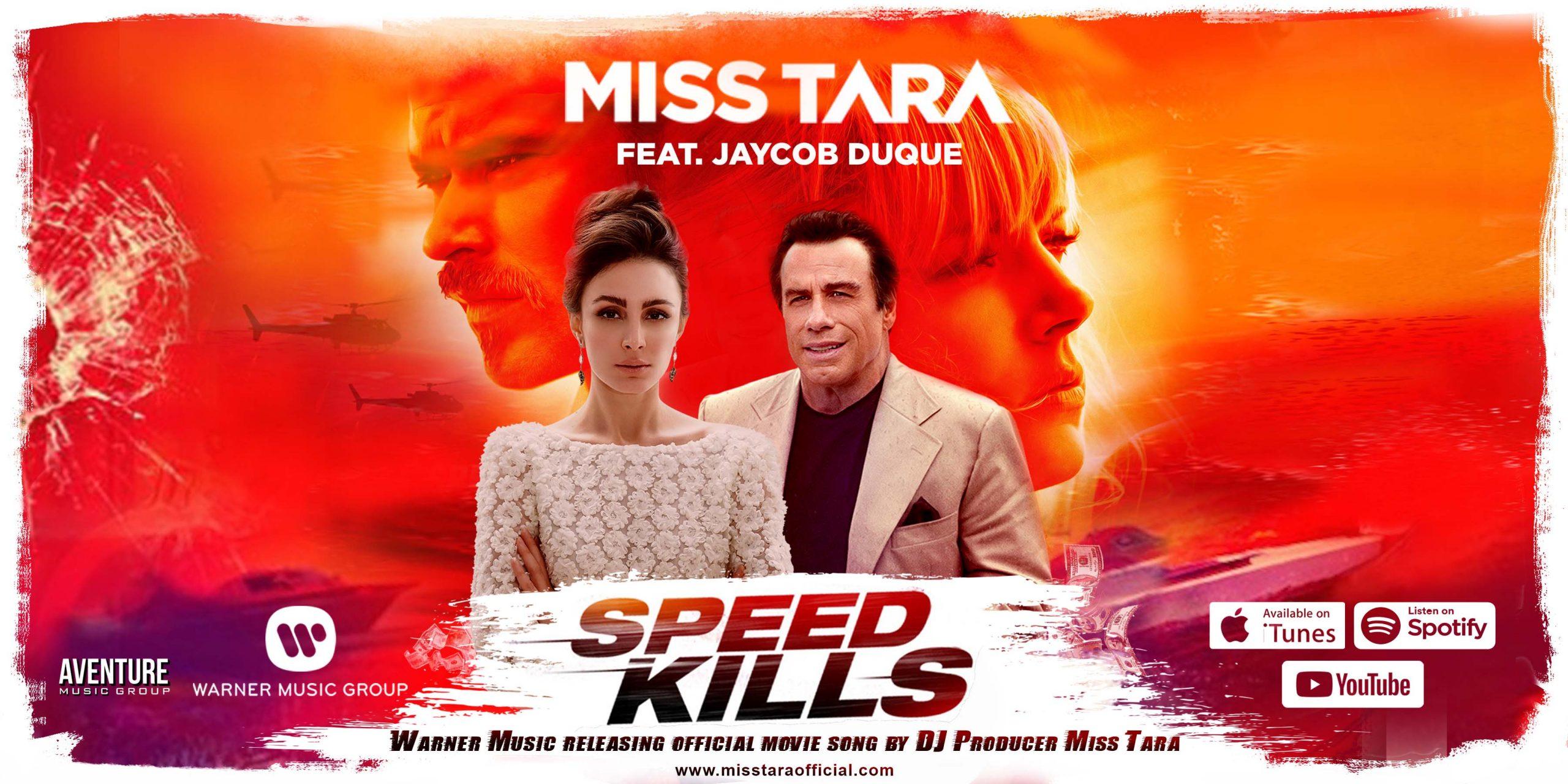 Speed Kills starring John Travolta